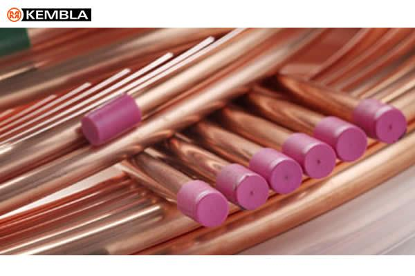 Kembla copper tubes and fittings for compression and capillary (EN1254) standards
