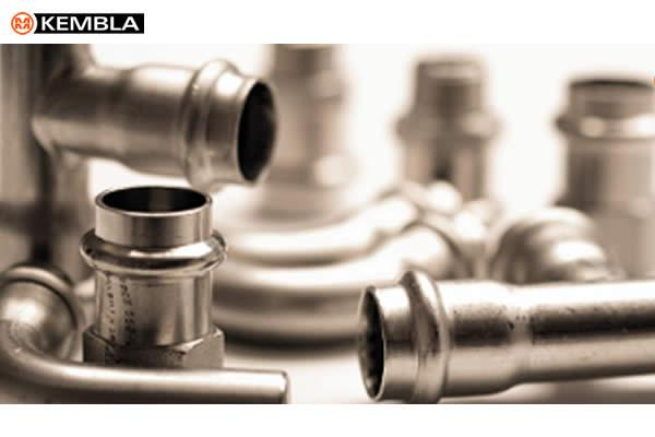 Kembla stainless fittings for compression and capillary (EN1254) standards